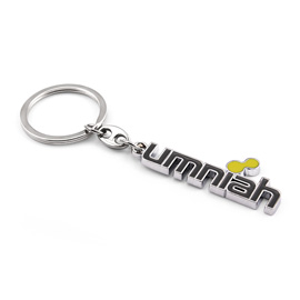 Metal Keychain with Customized Design